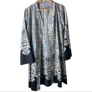 Streetwear society gorgeous open front kimono